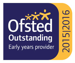 Ofsted Outstanding Early years provider 2015/2016